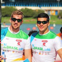 Cristian Toro y Carlos Ar�valo