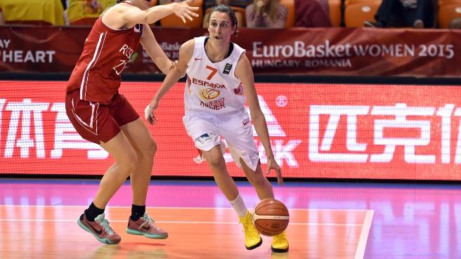 España. Fuente: FIBA