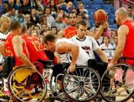 Leganés acoge a la élite del baloncesto en silla de ruedas