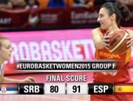 España, a cuartos del Eurobasket