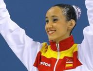 Berta Ferreras, plata en el solo de sincronizada