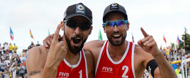 Herrera y Gavira. Fuente: Rfevb