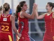Las 'redsticks', goles y buenas sensaciones ante Chile