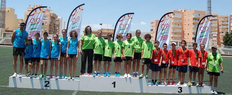 El CEIP Manuel Siurot gana la 1ª Olimpiada Escolar en Almería