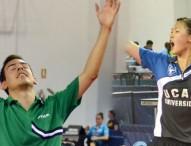 Marc Durán y María Xiao, campeones de España de tenis de mesa