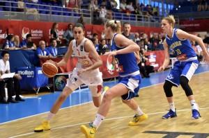 Alba Torrens. Fuente: FIBA