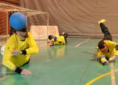 Chamartín y Aragón, reyes del goalball en España