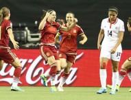 Estreno agridulce de 'La Roja' en el Mundial