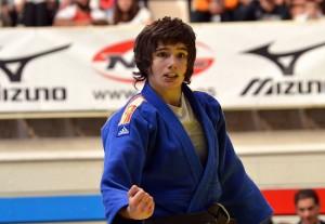 Jaione Equisoain del Club Natación Pamplona. Fuente: judoattitude.com/