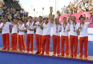 Parte de la delegación española en los Juegos Paralímpicos de Londres 2012. Fuente: CPE