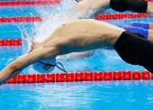Gran estreno de los nadadores en Baku