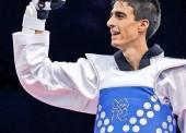 Joel González regresa al tatami con un bronce europeo