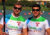 Cristian Toro y Carlos Arévalo rozan el bronce en Baku