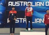 Eduardo Longobardi se hace con el oro en el Open de Australia