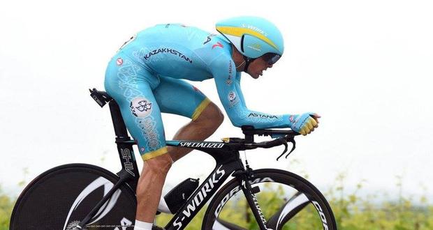 El ciclista español Luis León Sánchez. Fuente: AD