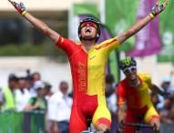 Oro para Luis León Sánchez en carretera