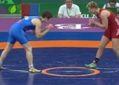 Maider Unda conquista el bronce en Baku