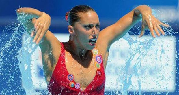 La nadadora española Gemma Mengual.