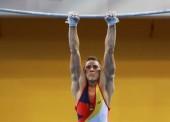 """Néstor Abad: """"El objetivo es conseguir una medalla en Concurso Completo en Baku"""""""