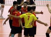 España vence 3-2 a Turquía en el Torneo de Esmirna