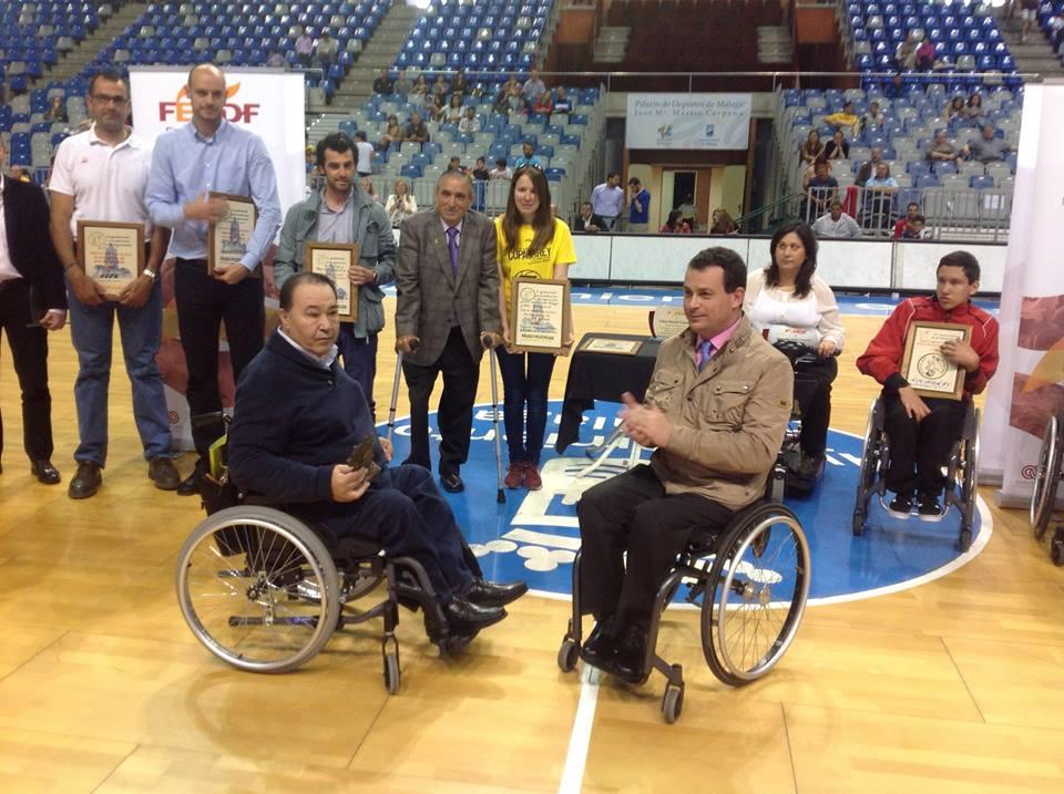 OBITUARIO | Un grande del baloncesto en silla de ruedas