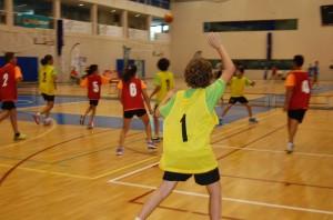 Torneo minibasket Olimpiada Escolar Andaluza 2015. Fuente: Avance Deportivo