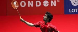 Pablo Abián. Fuente: badminton europe