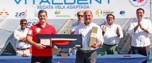 Andarias, pentacampeón de España. Fuente: RFEV