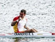 Saúl Craviotto luchará por sus terceros Juegos Olímpicos en el Mundial de Milán
