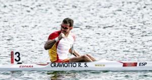 Saúl Craviotto. Fuente: RFEP