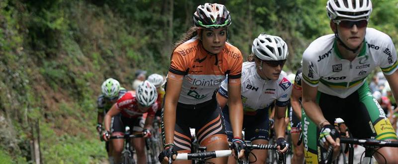La ciclista española, Sheyla Gutiérrez. Fuente: AD