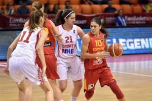 Marta Xargay. Fuente: FIBA