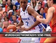 España luchará por el bronce tras caer con Francia (63-58)