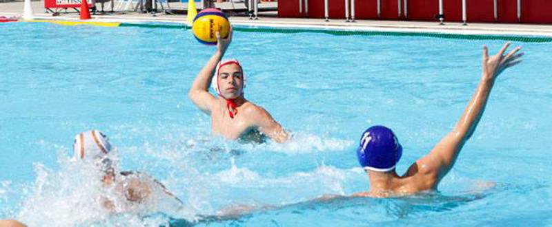 La selección española de waterpolo, a un paso de las medallas en Baku. Fuente: COE