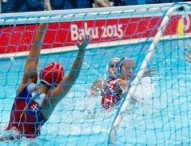 Las 'guerreras' del waterpolo lucharán por el oro en Baku