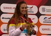 Sarai Gascón, Teresa Perales e Israel Oliver conquistan el oro