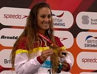 España suma 4 medallas en Glasgow