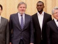 España y Colombia firman un acuerdo de cooperación deportiva