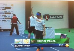 Jorge Llames Bronce Europeo2