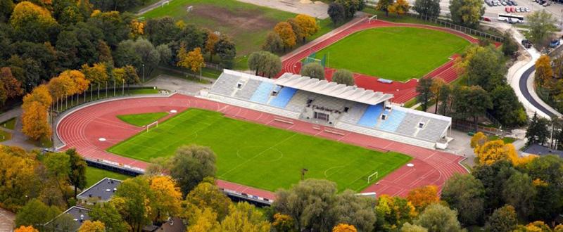 El Kadriorg Stadium acogerá el Campeonato de Europa