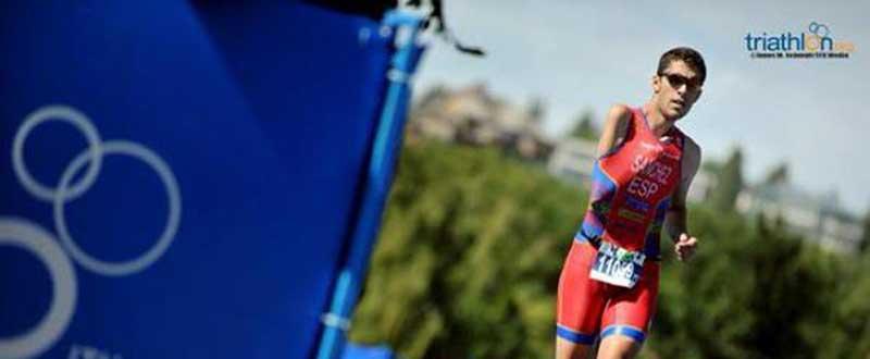 Alejandro Sánchez Palomo. Fuente: triathlon.org