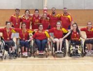 Las selecciones de baloncesto en silla de ruedas se preparan para el europeo