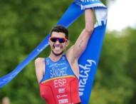 Los paratriatletas españoles logran 5 medallas en el Europeo