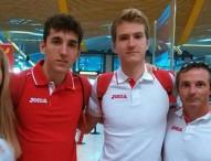 Adrián Vallés, Javier Colomo y Marc Alcalá, medallas en el europeo de atletismo
