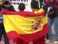 Saúl Ordoñez, Carlos Mayo y Jorge Ureña se suben al podio en Tallin