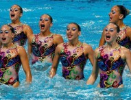 5ª plaza para el equipo español de natación sincronizada