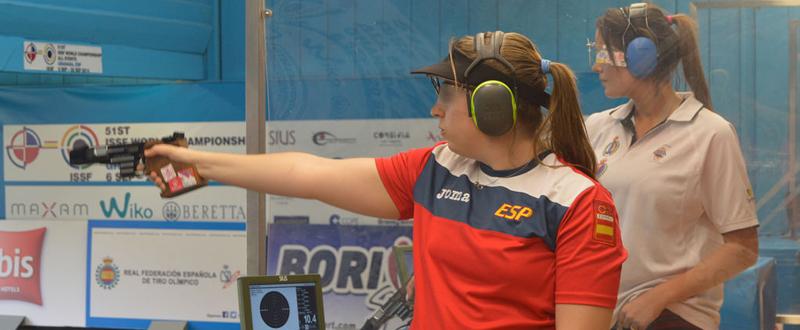 Mercedes Soto. Fuente: tirolimpico.org