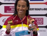 Michelle Alonso, Teresa Perales y Nuria Marqués logran 3 medallas en Glasgow
