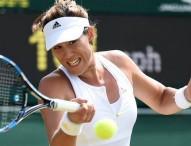 Garbiñe Muguruza, a semifinales en Wimbledon