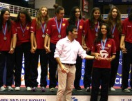 La selección española sub-16 femenina, subcampeona en el Torneo WEVZA